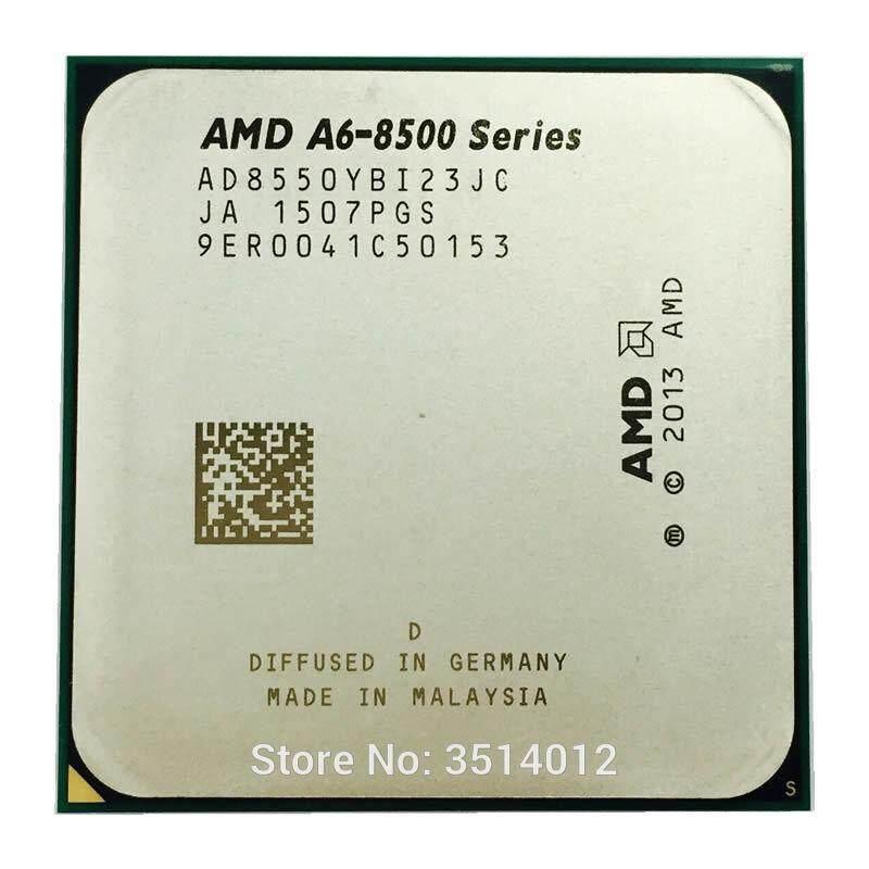 AMD A6-Series A6-8550 A6 8550 A6 8500B 3.7 GHz Quad-Core CPU Processor AD8550YBI23JC/AD855BYBI23JC Socket FM2+ ch Store