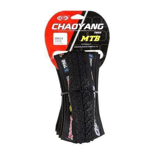 PROMOTION!!! 1x Chaoyang Racing Evolution 29×2.0 Shark-Skin 60Tpi Folding MTB Tyre Dual Compound (optimal streering ability and accelerating but also minimized rolling resistance) Code:H-5120 อะไหล่จักรยานอื่นๆ