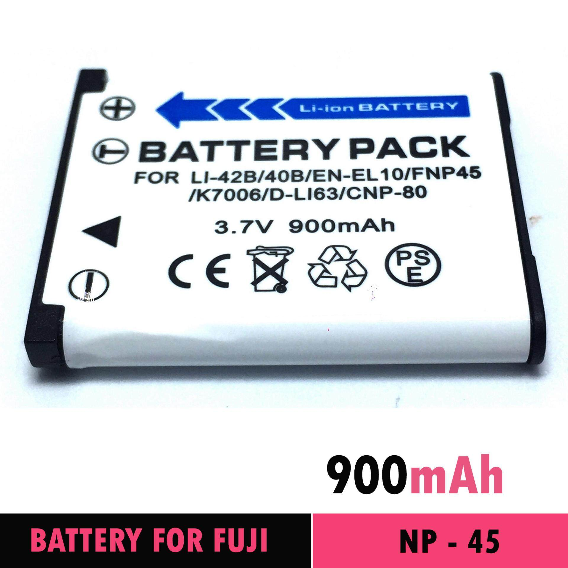 Camera battery LI-42B/40B for Olympus FE-290  FE-350  FE-750(white)