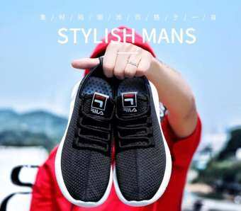 MARIAN  รองเท้าผ้าใบผู้ชาย สไตล์ สปอร์ต รุ่น A064