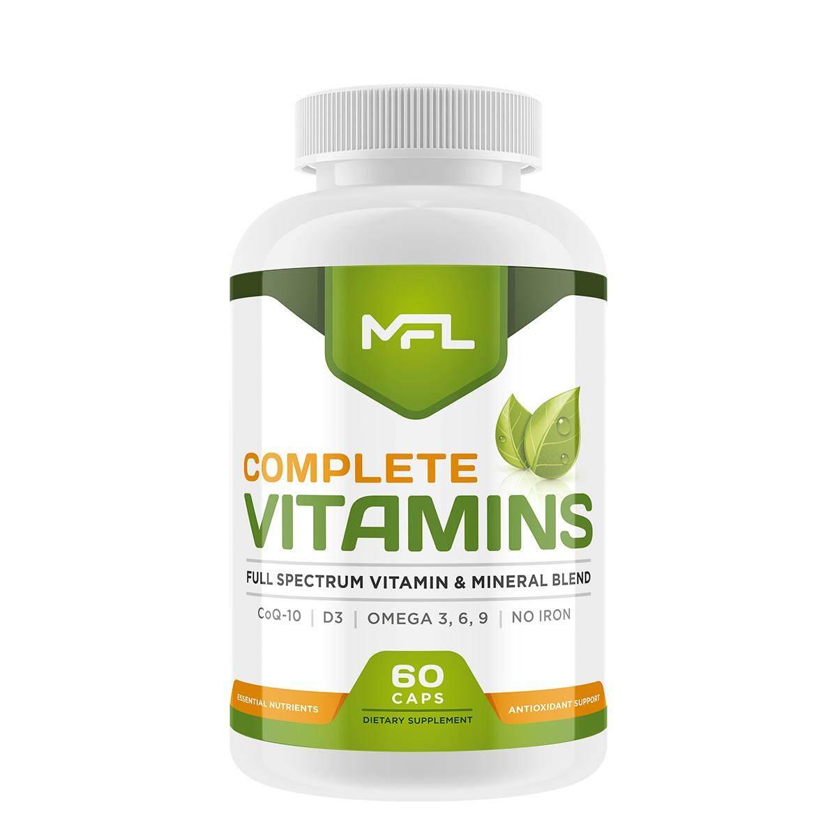 วิตามมินรวม MFL COMPLETE VITAMINS 60 CAPS