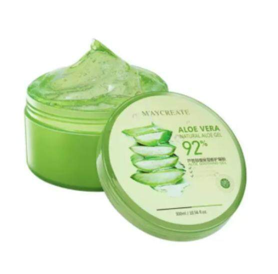 Review Nature Republic SOOTHING & MOISTURE ALOE VERA 92% SOOTHING GEL วัยรุ่นใช้เยอะอันดับ1