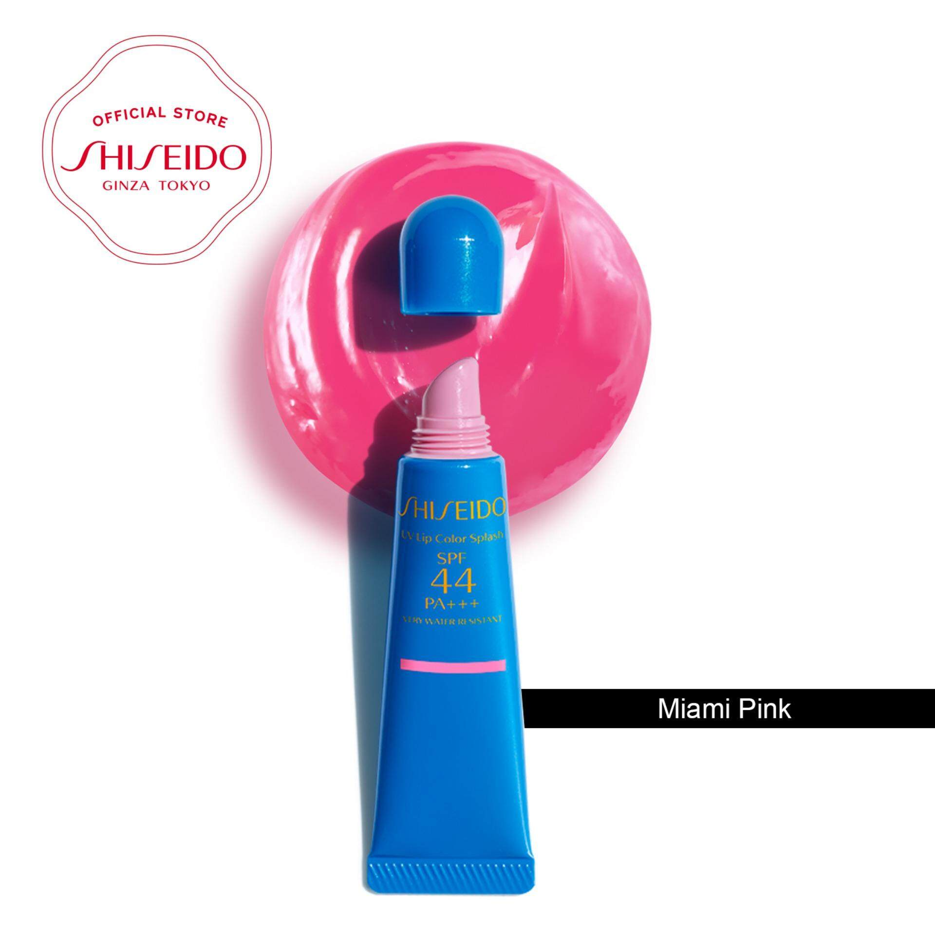 SHISEIDO UV LIP COLOR SPLASH  SPF 42 PA+++ 10 ml.
