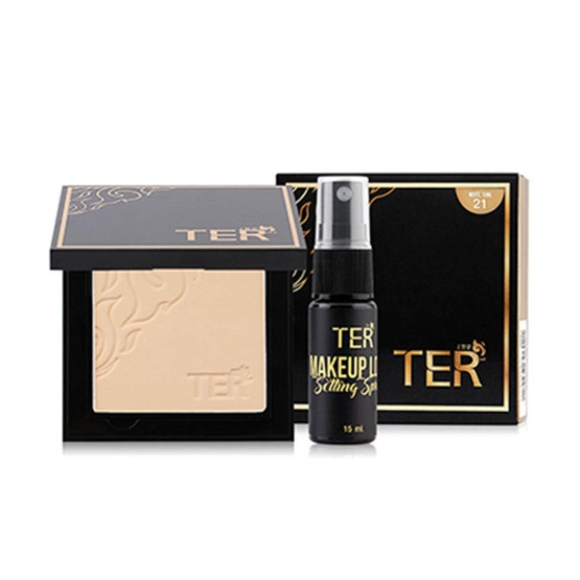 TER UV Professional Makeup Powder Oil Control SPF20 PA+++