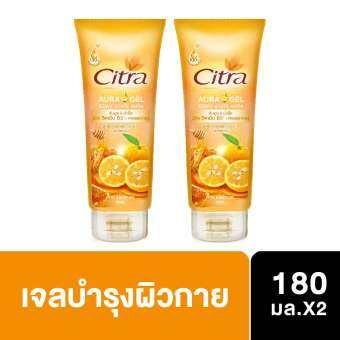 CITRA DEWY WHITE AURA GEL 180 ml & CITRA DEWY WHITE AURA GEL 180 ml