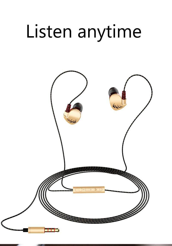 แนะนำ หูฟัง QKZ หูฟัง QKZ รุ่นKD4 Dual Dynamic Driver หูฟังอินเอียร์  เบสแน่น เสียงทรงพลัง คุณภาพระดับ HiFi ป้องกันเสียงรบกวน ของแท้ 100% ถูกกว่านี้ไม่มีอีกแล้ว