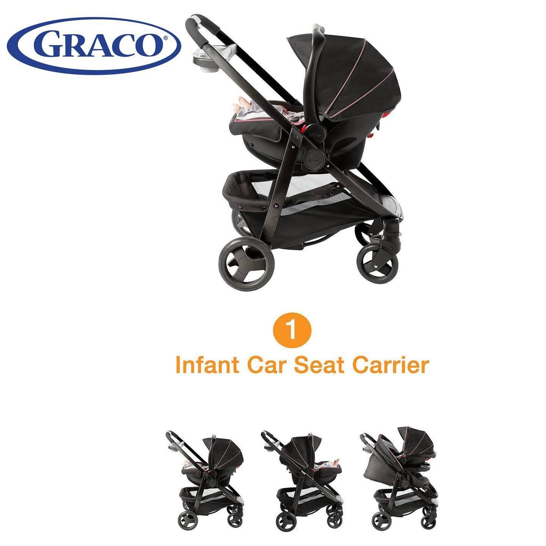 Sale รถเข็นเด็กแบบนอน เบาะรองนั่งรถเข็นหรือคาร์ซีทสำหรับทารก JJ Cole Collection Body Support ร้านที่เครดิตดีที่1