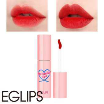 Eglips Saranghae-Zoo Cotton Candy Tint - 03 Darling Apple