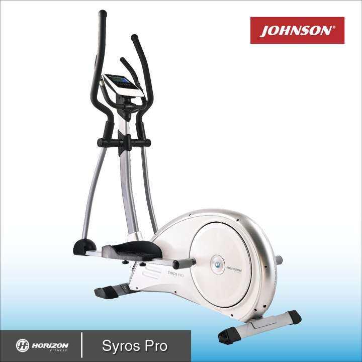 Johnson เครื่องเดินวงรี Horizon Elliptical Syros Pro