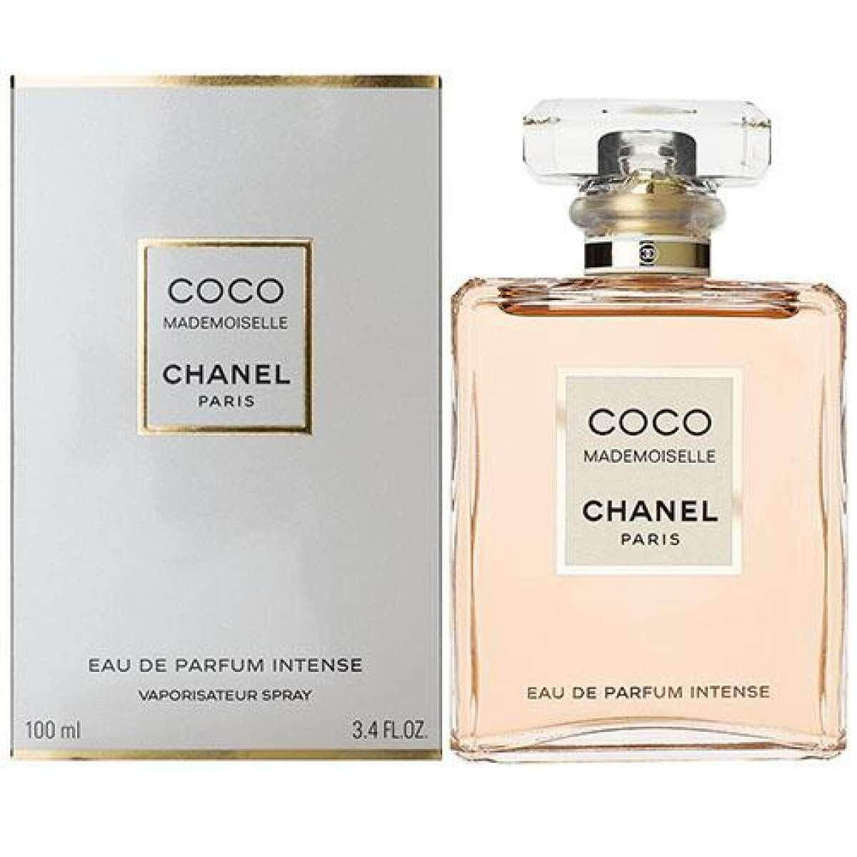 CHANEL COCO MADEMOISELLE EDP INTENSE FOR WOMEN 100ML