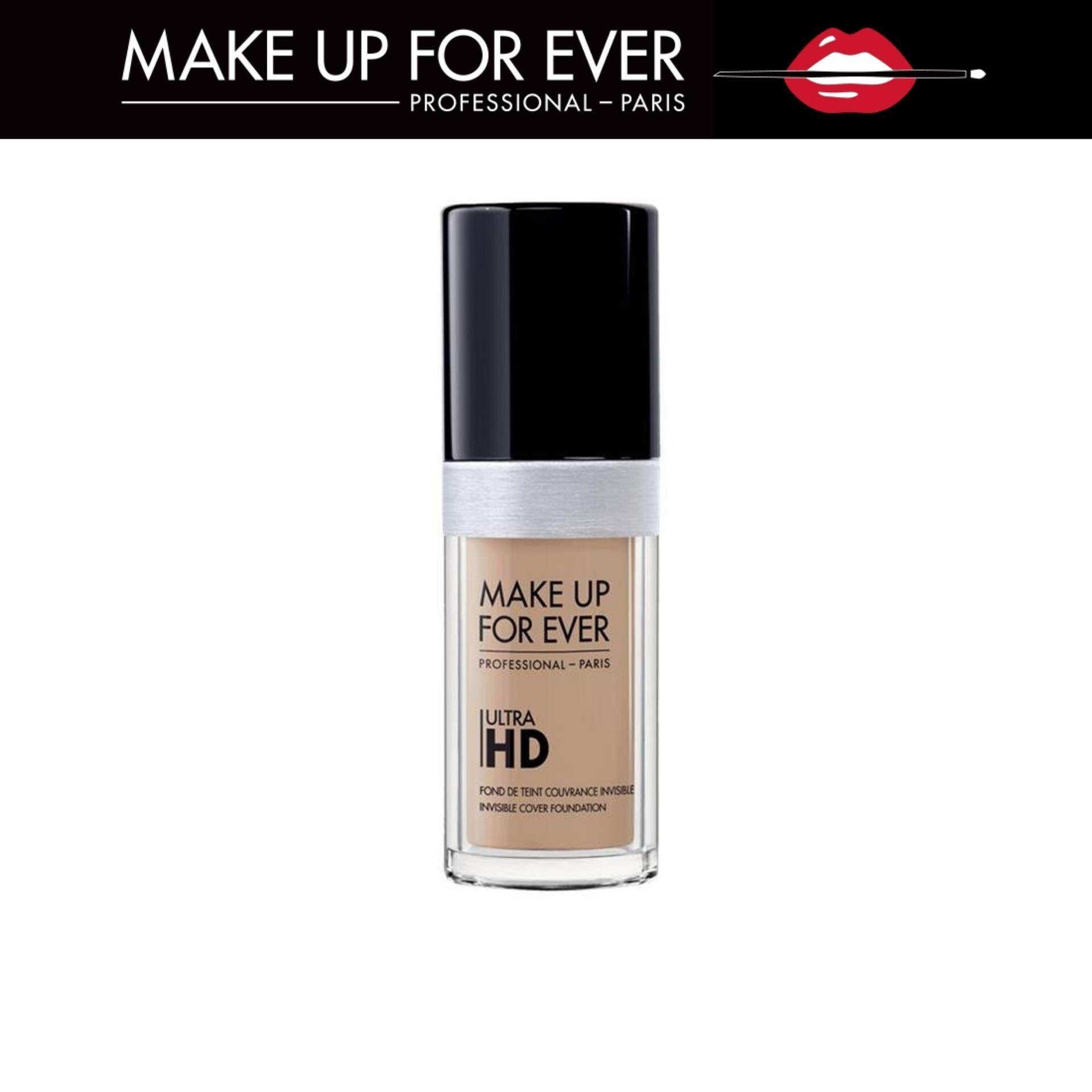 MAKE UP FOR EVER -  ULTRA HD FOUNDATION - Fluid Foundation
