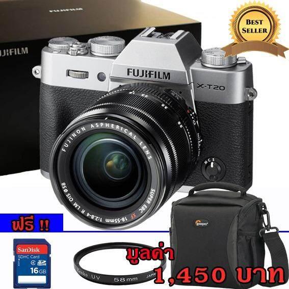 Fujifilm XT20 Kit 16 50 Mm