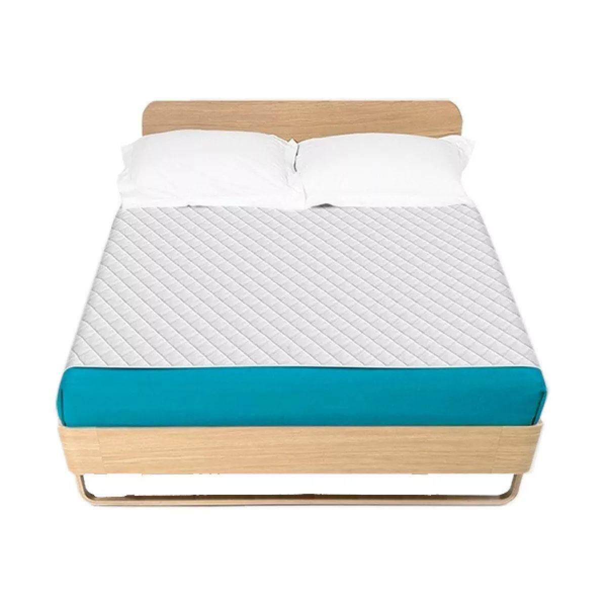 ซื้อที่ไหน Supersorber ผ้ารองเตียงซับน้ำ King Size พร้อมผ้าสอดใต้เตียง 180 x 140 ซม.