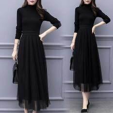 Váy nữ kiểu rộng oversize thời trang Hàn Quốc dịu dàng
