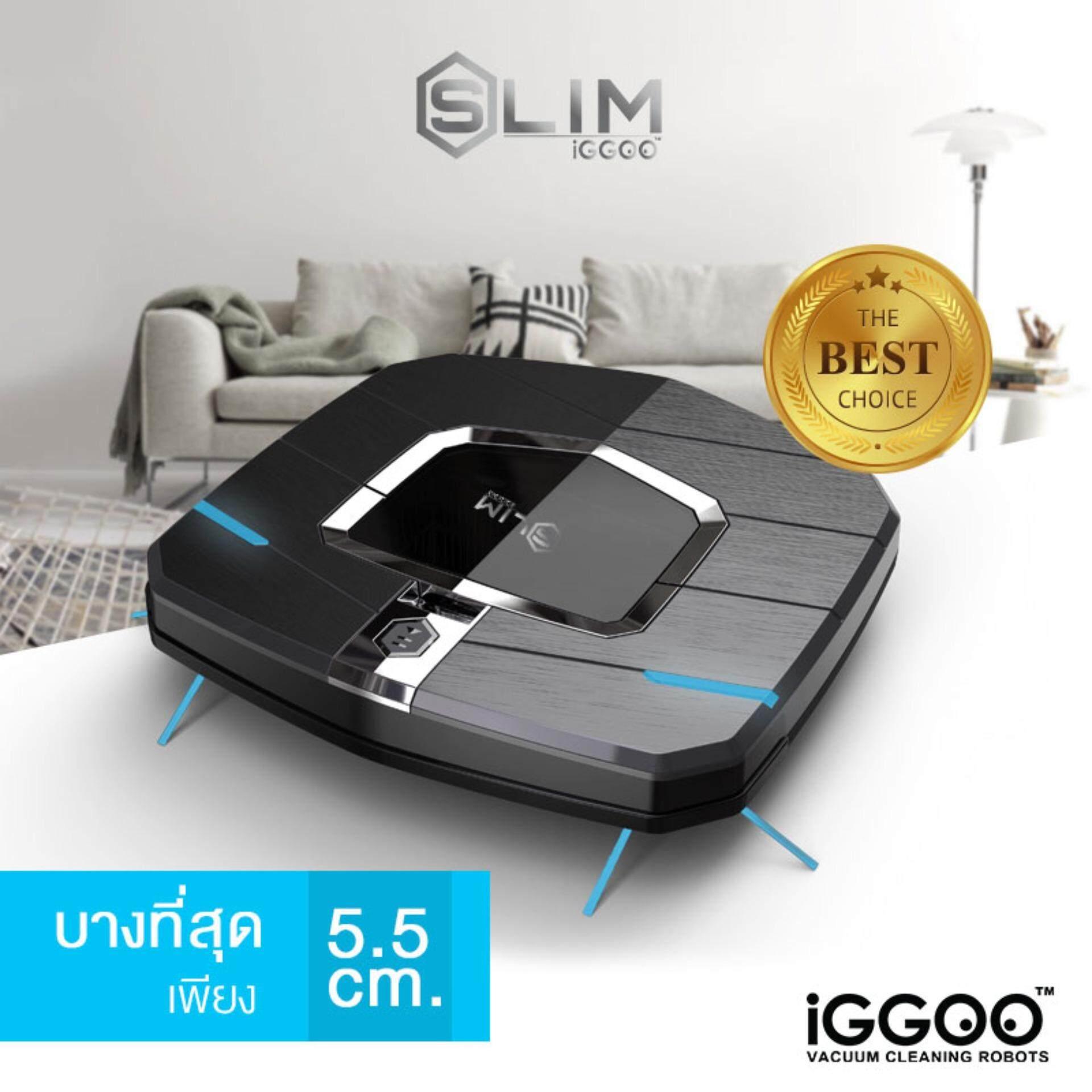 Robot Vacuum Cleaner IGGOO Slim 55