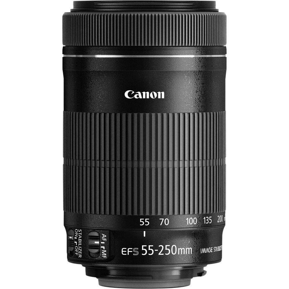 Canon EF-S 55-250mm F/4-5.6 IS STM(Nobox)