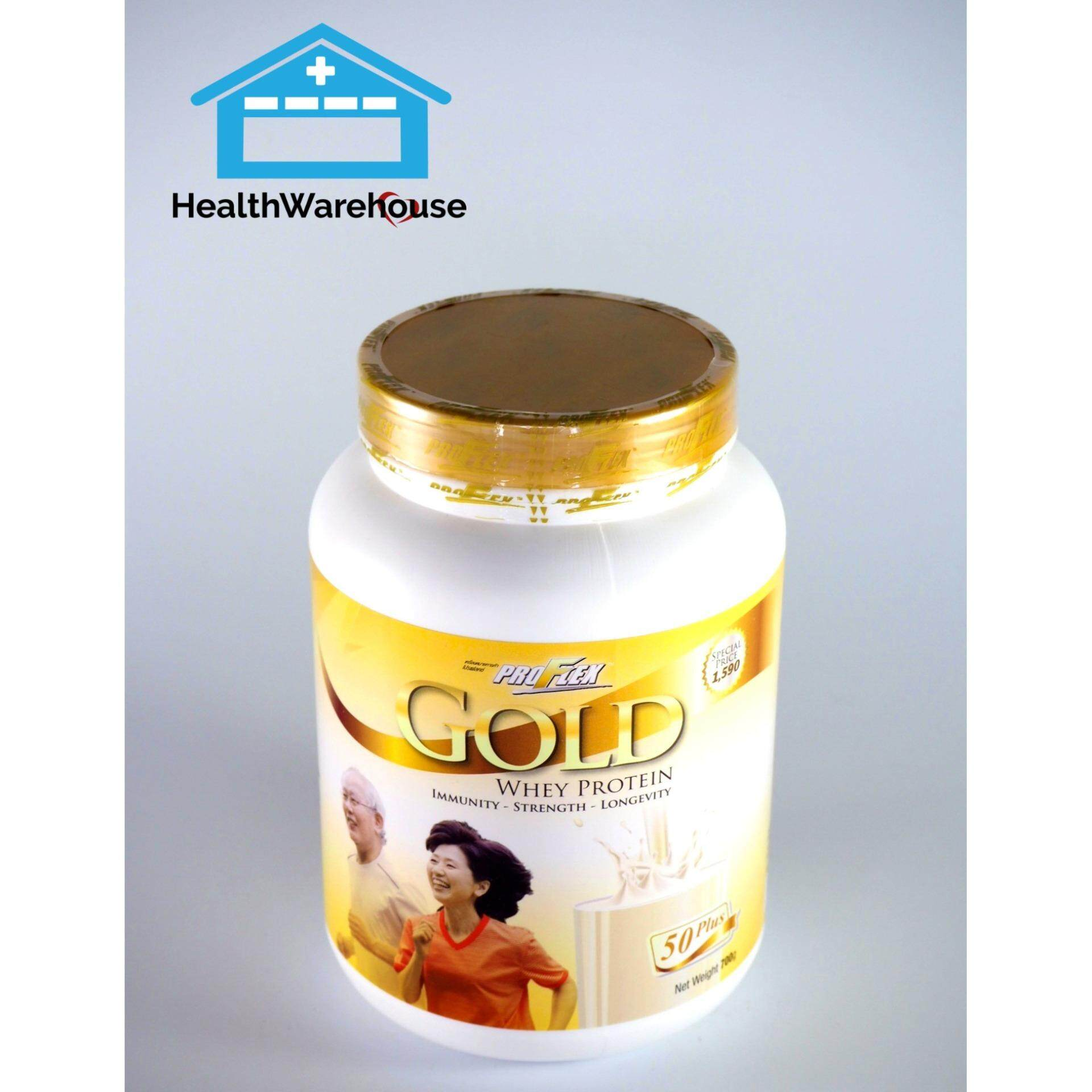 ProFlex Whey Protein Gold For 50+ 700 g.
