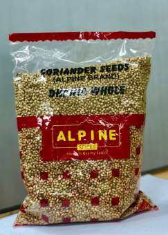 Alpine Coriander Seeds (Dhania whole) 500gm