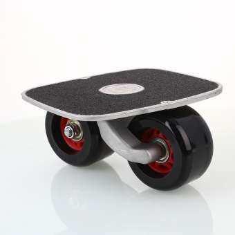 Drift BOARD Roller แผนที่ Anti Skid สเก็ตบอร์ดฟรีล้อสายฟรีกีฬากลางแจ้ง - INTL