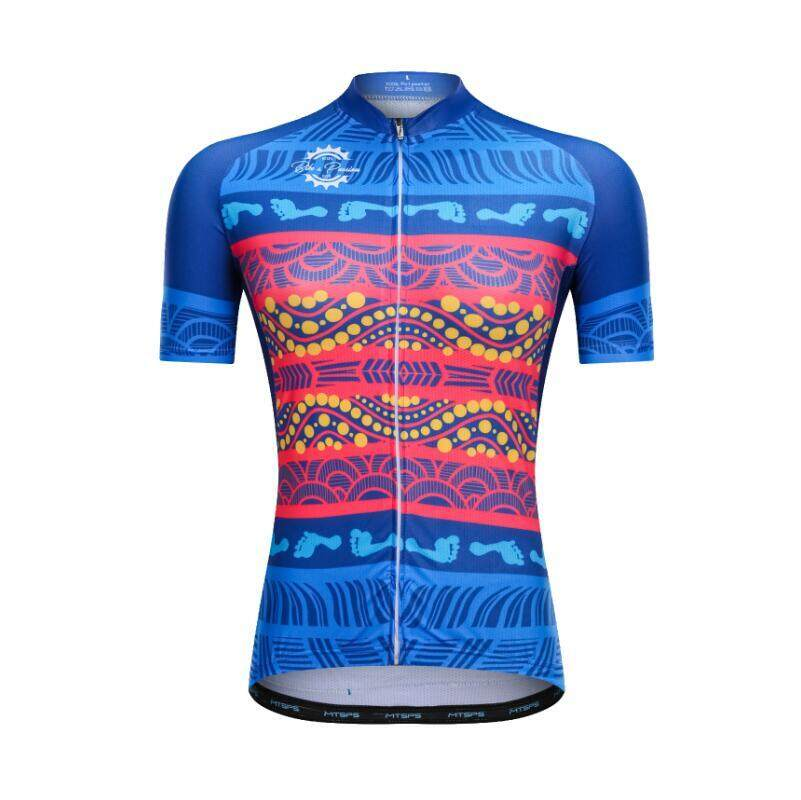 Women cycling jersey dry fit breathable bike jersey