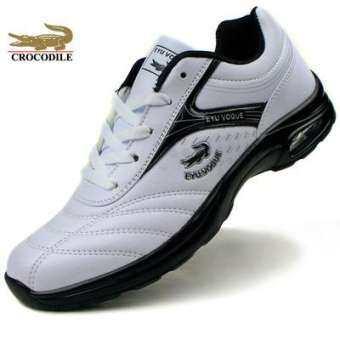 รองเท้าหนังรองเท้าลำลองสวมใส่รองเท้าวิ่ง