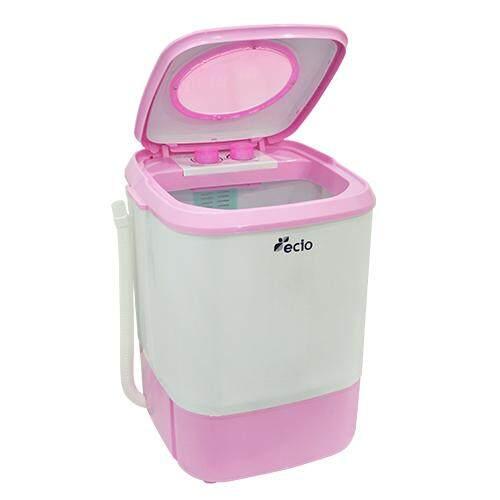 ลดสมมนาคุณลูกค้า เครื่องซักผ้า JOWSUA ลดราคา -60% JOWSUA เครื่องซักผ้ามินิ Mini Washing Machine - สีน้ำเงิน 4 KG มีของแถม