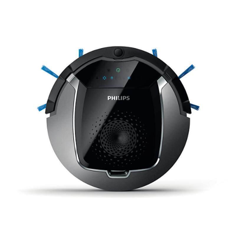 PHILIPS หุ่นยนต์ดูดฝุ่น (14.8 โวลต์ 0.4 ลิตร) รุ่น FC8822/01