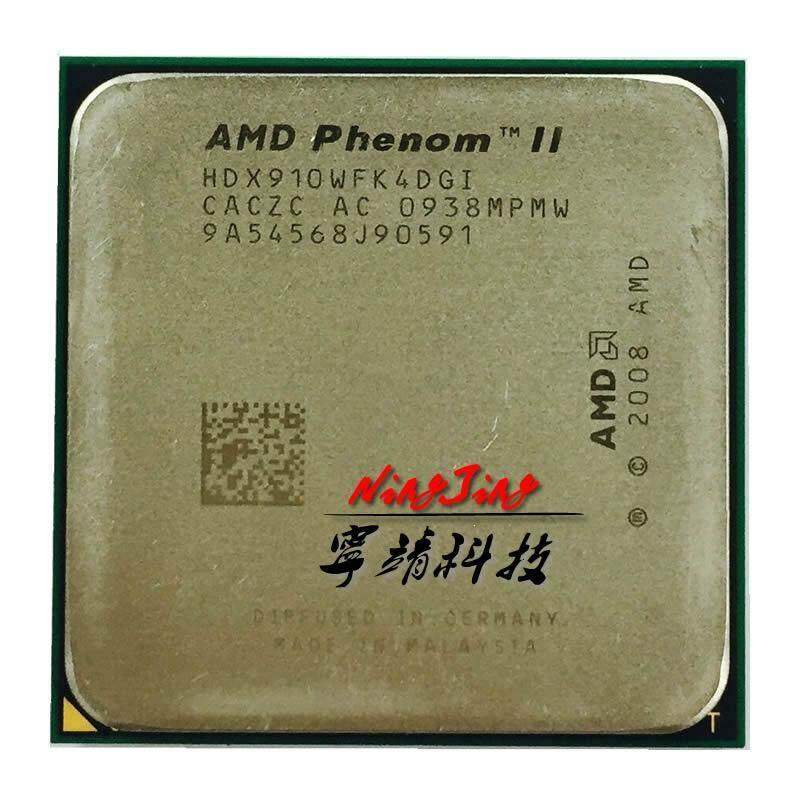 AMD Phenom II X4 910 2.6G 95W HDX910WFK4DGI Socket AM3 ch Store