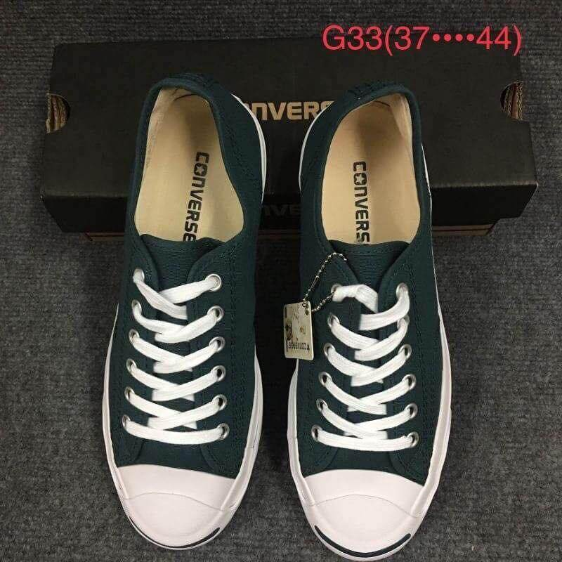converse jack purcell พร้อมกล่อง