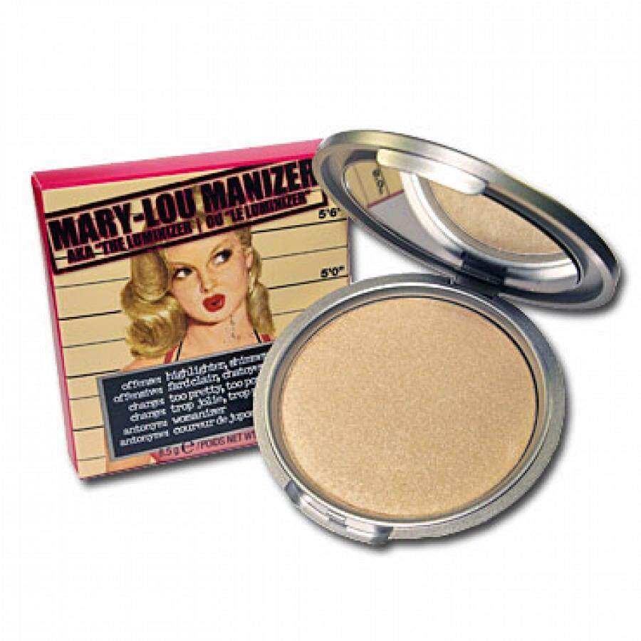 The Balm Mary-Lou Manizer Highlighter, Shadow & Shimmer 8.5g