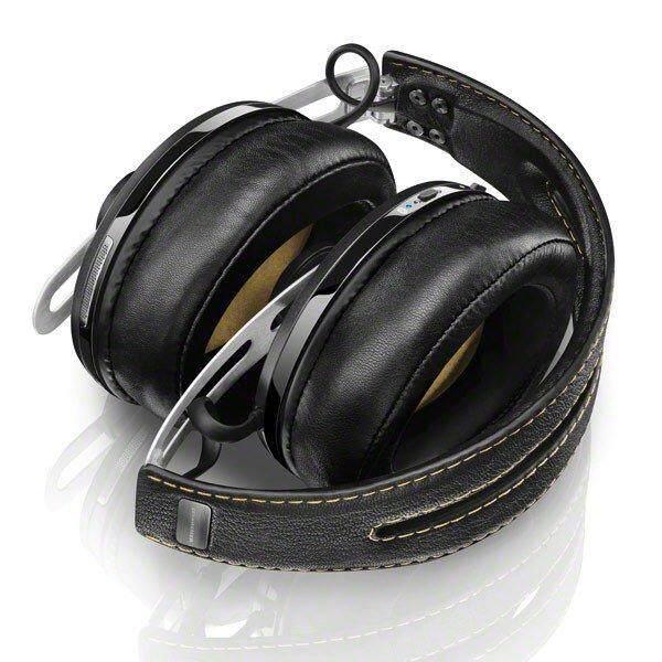 มีใครเคยใช้  Sennheiser รุ่น Momentum สีดำ / หูฟังไร้สายแบบครอบหู ลดราคา