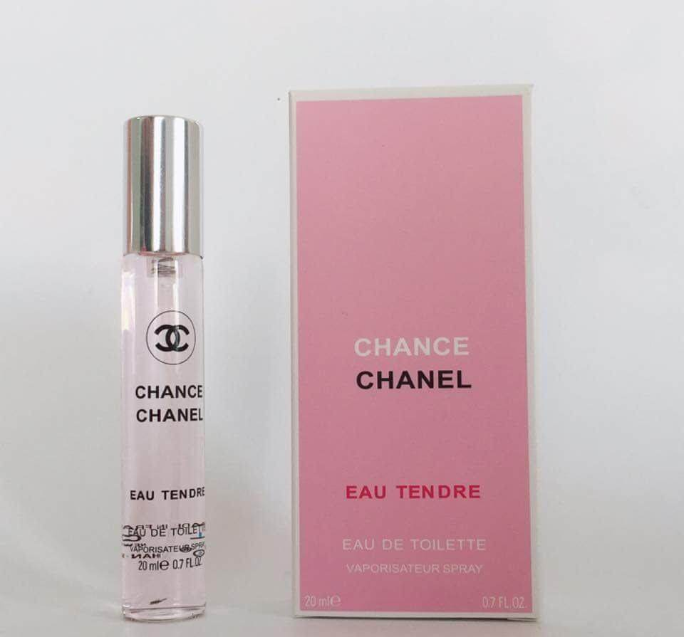 Chanel chance eau tendre for women EDT 20ML