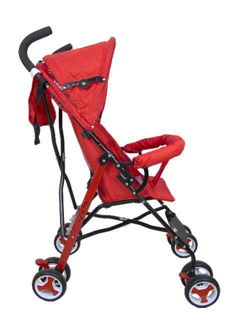 ขอถามคนที่ใช้ baby boo รถเข็นเด็กสามล้อ รถเข็นเด็ก 3ล้อ รุ่นใหม่ล้อรถเข็นแข็งแรงพิเศษ แบบพับเก็บได้ น้ำหนักเบา เบาะนิ่ม มีไฟที่ล้อ (สีขาว) มีของแถม ส่งฟรี