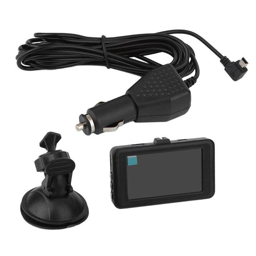 BELLE T626(1) HD 3 Inch Wide Angle 1080P Motion Detection Car Camera Recorder