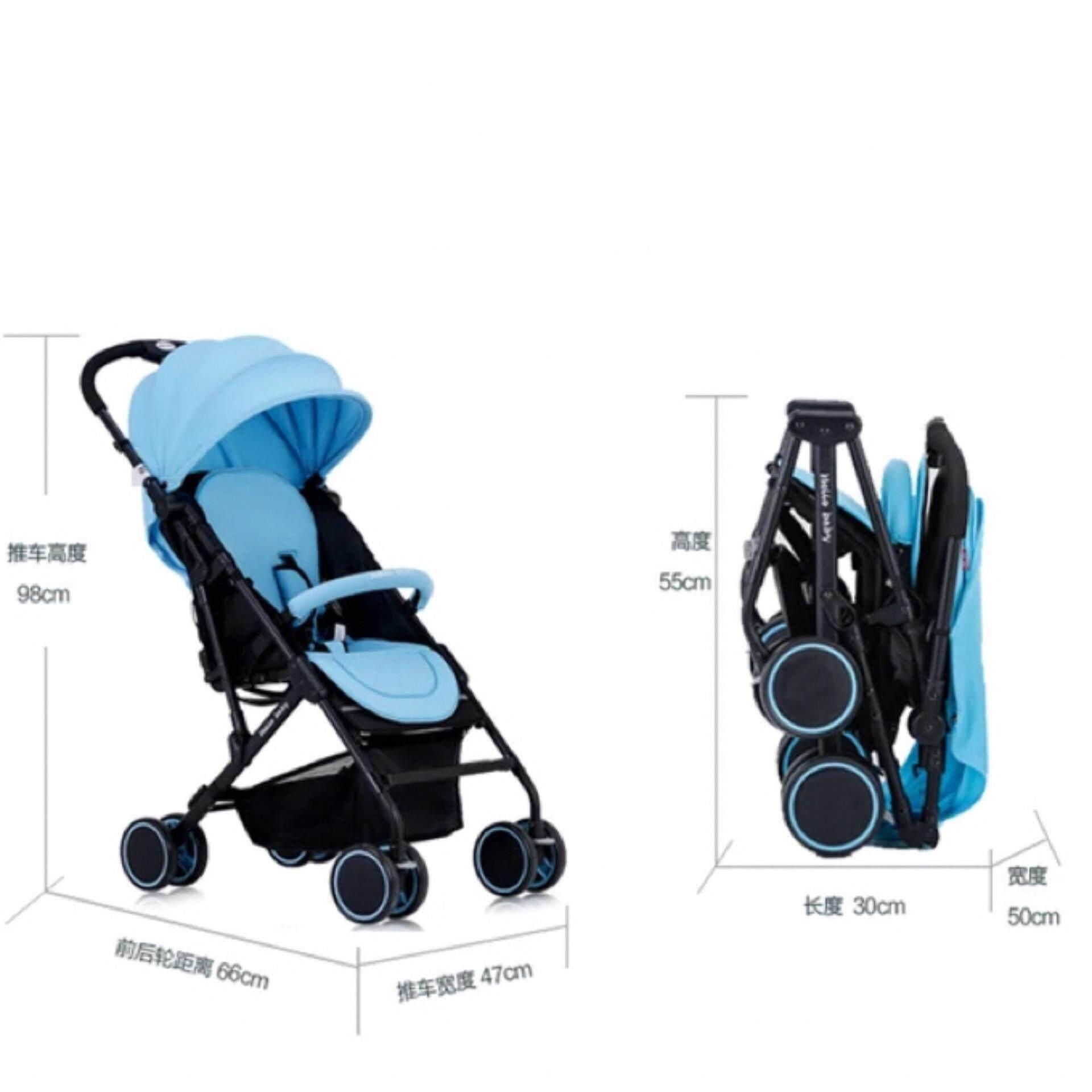 ของแท้และส่งฟรี Natur รถเข็นเด็กแบบนอน NATUR รถเข็นเด็ก รุ่น แฮปปี้ 4 มีของแถม ส่งฟรี