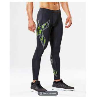 2XU Men Compression Tights CAMO
