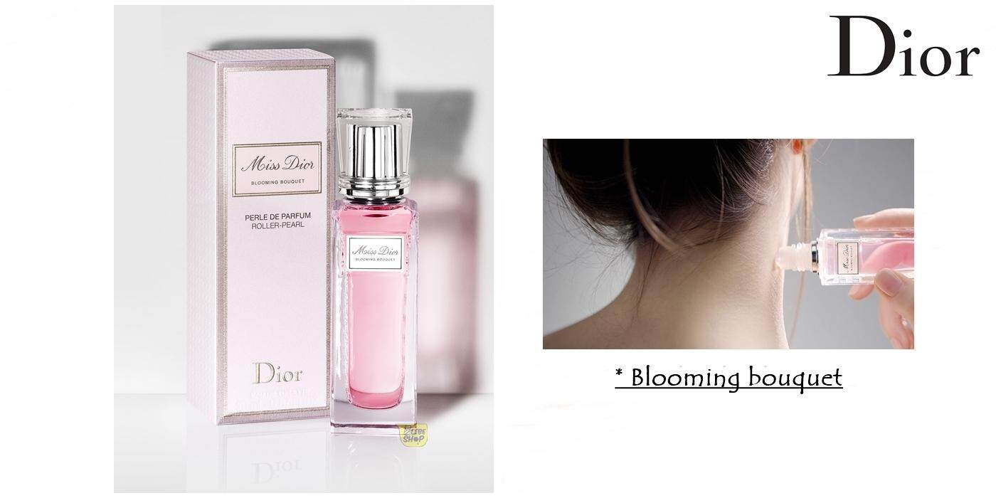 Miss dior perle de parfum roller pearl 20ml #blooming bouquet