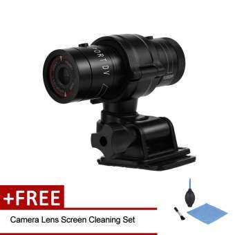 【ซื้อ 1 แถม 1 ของขวัญฟรี】มินิแบบพกพา 1080 จุดจักรยานกันน้ำกีฬากลางแจ้ง DV วิดีโอ Camera-นานาชาติ