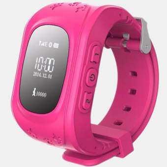 นาฬิกา โทรศัพท์ติดตามตัวป้องกันเด็กหาย ระบบ GPS-TRACKER  Q50-