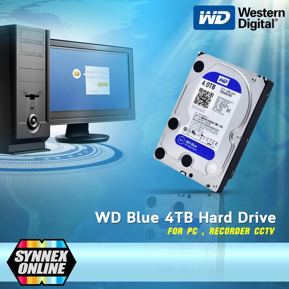 Western Digital WD Blue 4TB Surveillance Hard Disk Drive