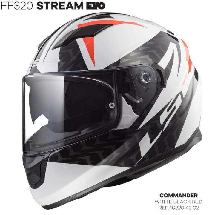 หมวกกันน็อค LS2 รุ่น FF320