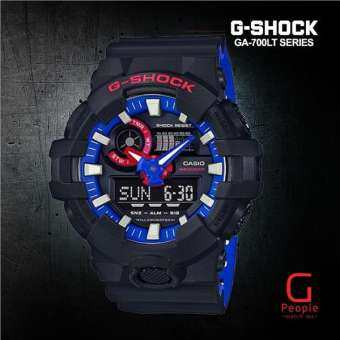 GSHOCK GA-700LT-1A Limited Tricolor series สีร้อนแรงแห่งปี 2018