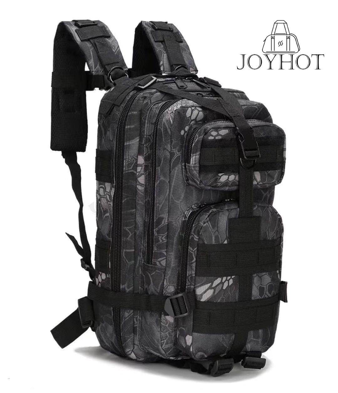 JOYHOT กระเป๋าเป้ท่องป่า รุ่น the forest 25L ลิตร Outdoor Backpack for Hiking & Camping