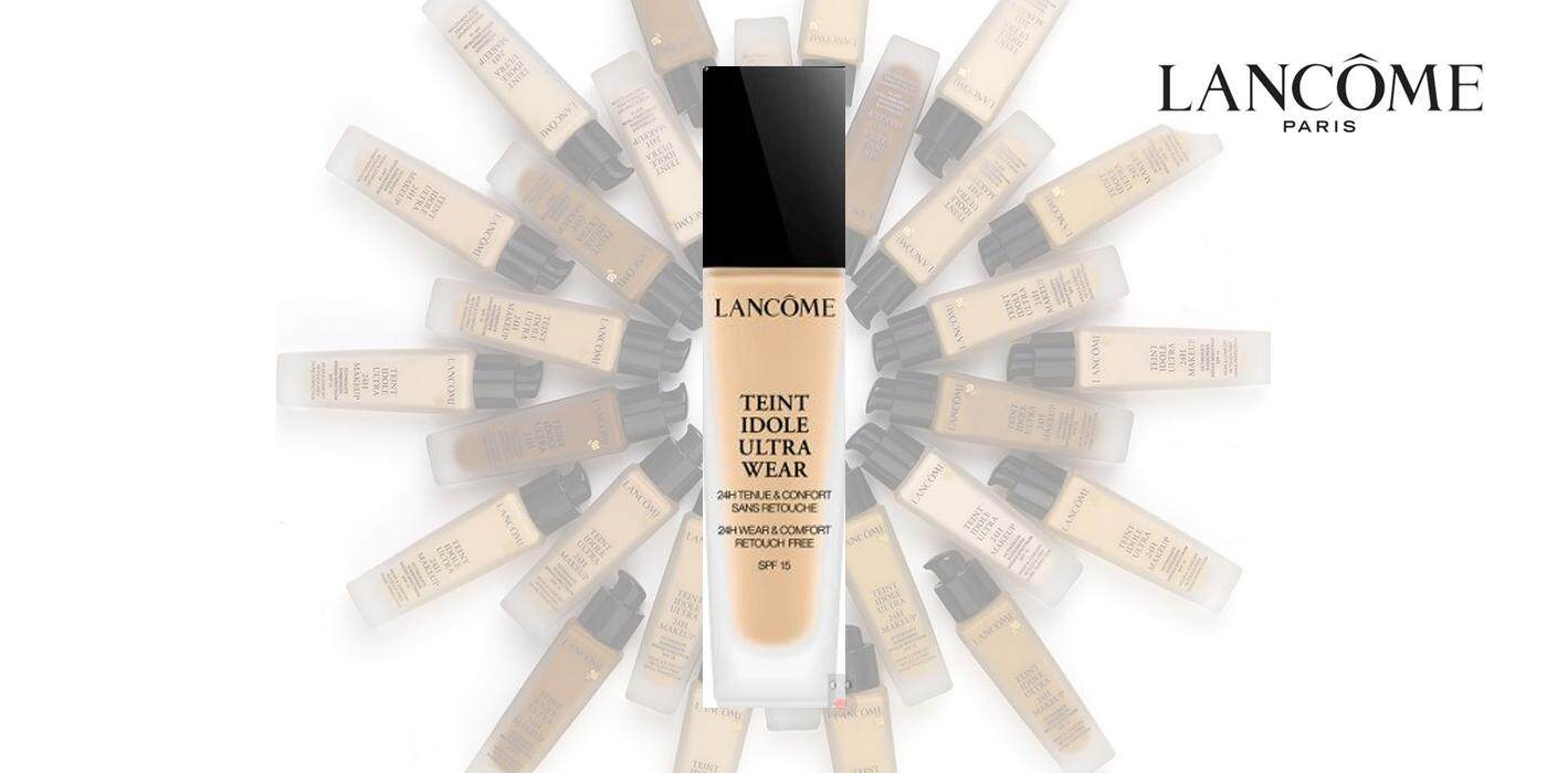 Lancome Teint Idole Ultra Wear 30ml 12 เฉดสีใหม่