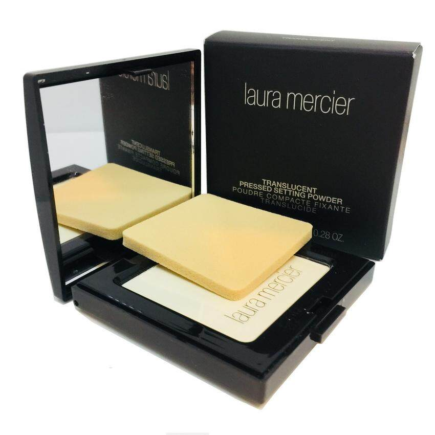 Laura Mercier Translucent Pressed Setting Powder (8.1g.) New Package