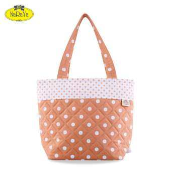 กระเป๋าถือ NaRaYa Polkadot with Detachable Coin Purse