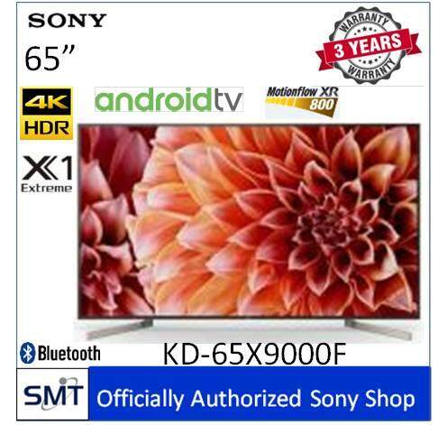 Sony 65 4K Andriod TV KD-65X9000F (Top End)