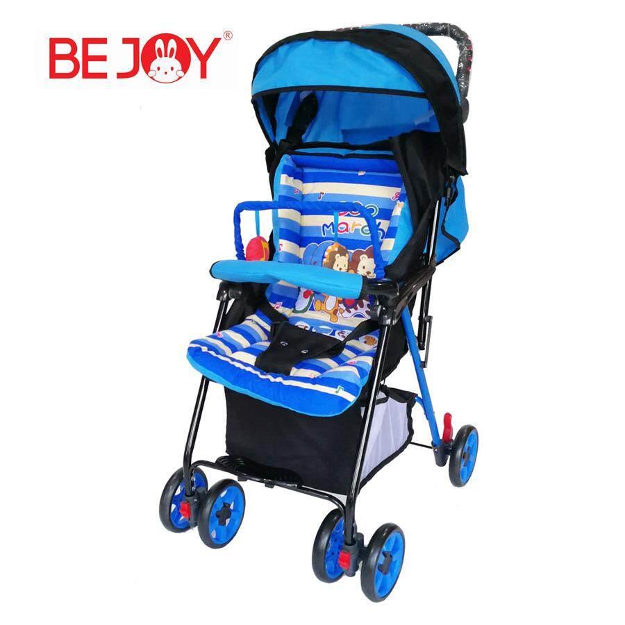 ส่วนลดถูกสุด ๆ Comfortable รถเข็นเด็กแบบนอน เด็กแฝดฝาแฝด ม้าเด็กนั่งได้ตัวพับม้าเด็ก . ลดราคาเกินครึ่ง