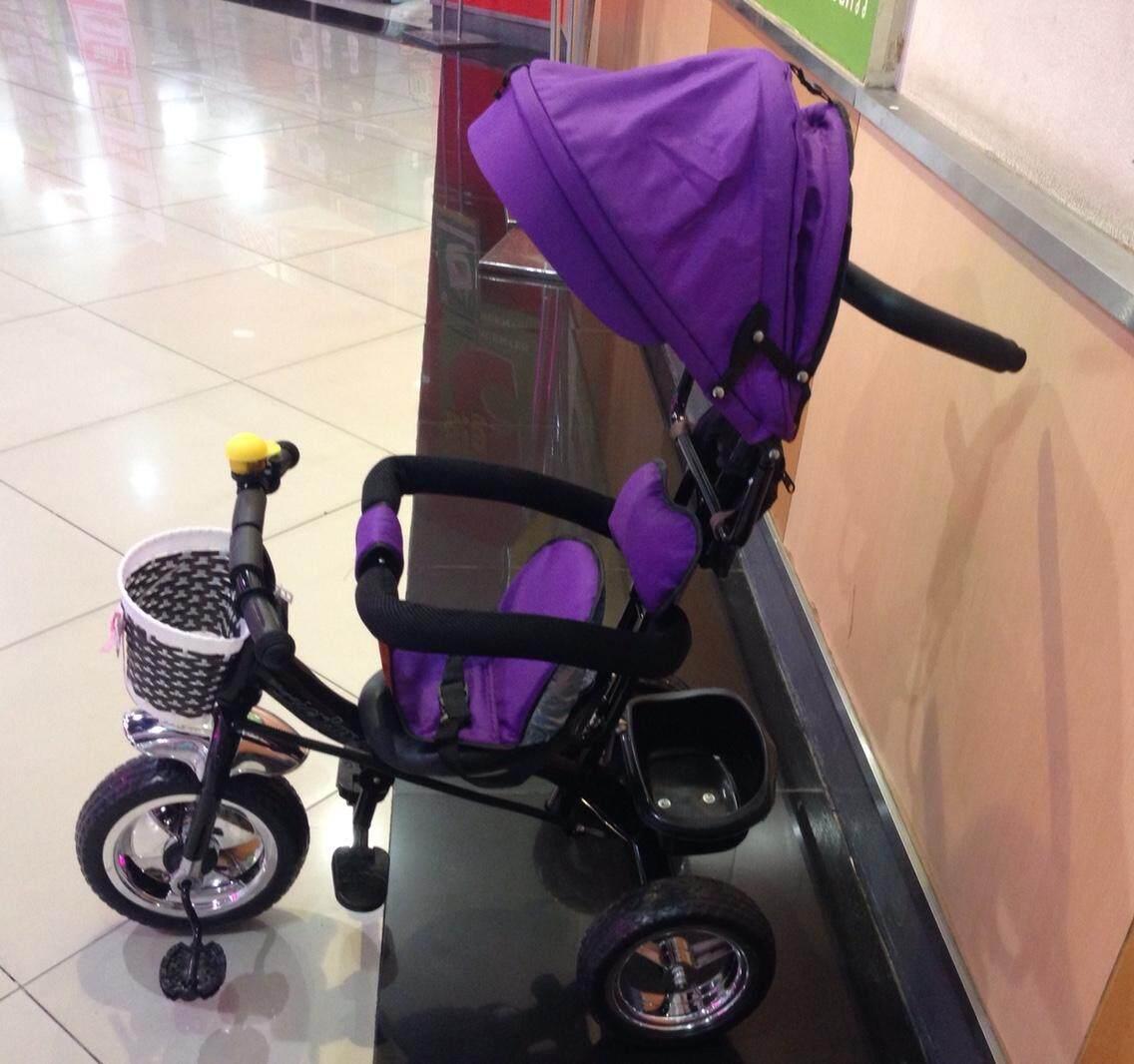 Sale ส่งท้ายปีท็อป 1 ดีที่สุด BaoBaoHao รถเข็นเด็กแบบนอน Papachoice รถเข็นเด็ก ปรับนอนราบ / และไกวได้ 2 ทาง รีวิวดีที่สุด อันดับ1