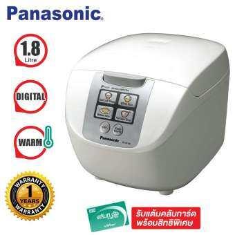 Panasonic หม้อหุงข้าวคอมพิวเตอร์ รุ่น SR-DF181 1.8 ลิตร-